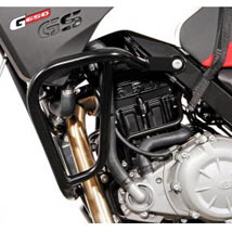 SW Motech Crashbars Engine Guards for G650GS 11-15