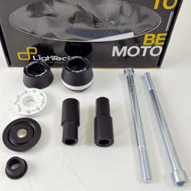 LighTech Frame Sliders (No Cut) for Speed Triple 1050 11-14
