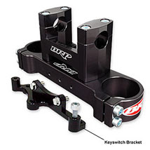 BRP SUB Mounted Triple Clamp for 950 Adventure 03-13