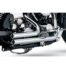 Vance & Hines Shortshots Original Full Exhaust for FXDL 91-05 (Closeout)