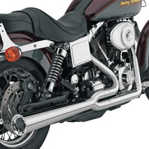 Vance & Hines Pro-Pipe Hs Exhaust for Dyna 91-05