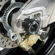 R&G Expanding Swingarm Protectors for RSV4 09-15
