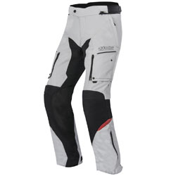 Alpinestars Valparaiso 2 Drystar Pants Light-Gray/Black