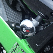 LSL Frame Sliders Mounts for ZX10R 08-10