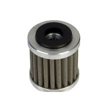 Flo Stainless Steel Reusable Oil Filter for KLX300R 96-07