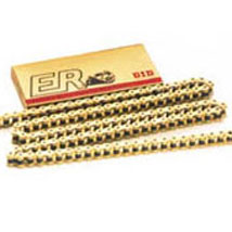 DID 520 MX ER Series Gold Racing Chain