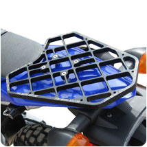 Pro Moto Billet 'Rack It' Cargo Rack for WR250X 08-15