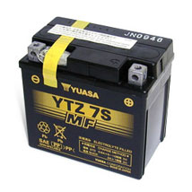 Yuasa Factory-Activated Maintenance-Free Battery for WR250F 03-07