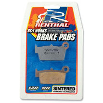 Renthal RC-1 Works Brake Pad (Front) for RM125/250 96-07