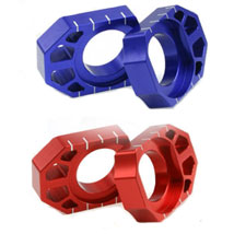 Zeta Axle Blocks for WR250R/X 08-14
