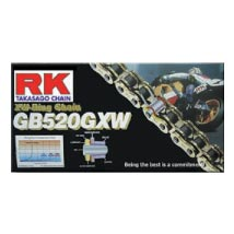 RK XW-Ring GXW 520 Gold Chain