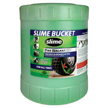 Slime Super-Duty Tire Sealant for Tubeless Tires- 5gal. Bucket