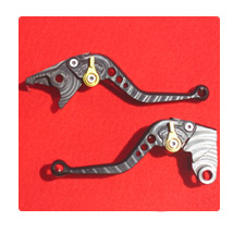 Pazzo Levers for RC51 00-06