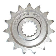 Renthal Steel 520 Front Sprocket for ZX10R 04-08
