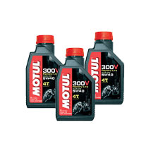 Motul 300V Double Ester Synthetic Motor Oil