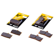 Vesrah Sintered (Front) Brake Pads for ZX6E 93-01