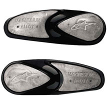 Alpinestars Replacement Magnesium Toe Sliders