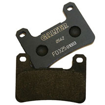 Galfer 1003 Compound Front Race Brake Pads for GSX1300R 99-07