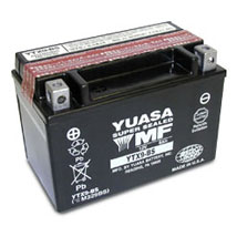 Yuasa AGM (Maintenance-Free) Battery for GSXR600 97-13