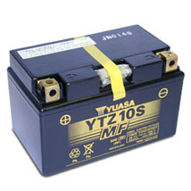 Yuasa YTZ Factory-Activated Maintenance-Free Battery for CBR600RR 03-10