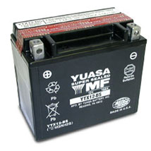 Yuasa AGM (Maintenance-Free) Battery for KLX250S 06-13